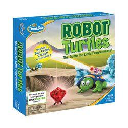 Robot Turtles. The game for little programmers