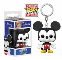 MICKEY MOUSE LLAVERO FIG 4 CM POCKET POP DISNEY