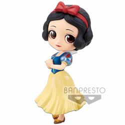 BLANCANIEVES FIGURA 14 CM Q POSKET DISNEY CHARACTERS NORMAL COLOR