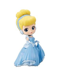 CENICIENTA (CINDERELLA) COLOR NORMAL FIGURA 14 CM Q POSKET DISNEY CHARACTERS