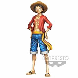 MONKEY D LUFFY FIGURA 27 CM ONE PIECE MASTER STAR