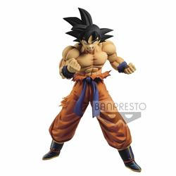 SON GOKU III FIGURA 25 CM DRAGON BALL Z MAXIMATIC