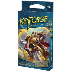 KEYFORGE: LA EDAD DE LA ASCENSION (MAZO 37 CARTAS)