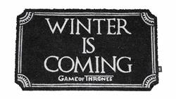 WINTER IS COMING FELPUDO GAME OF THRONES