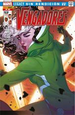 LOS VENGADORES VOL 4 93 (PORTADA ALTERNATIVA)