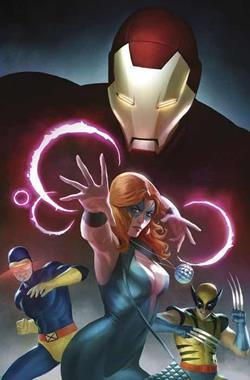 INVENCIBLE IRON MAN VOL 2 98