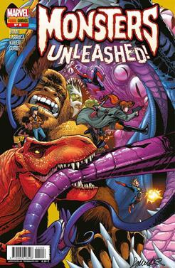 MONSTERS UNLEASHED! 06