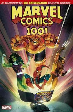 MARVEL COMICS 1001