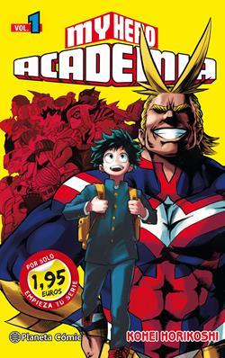 MM MY HERO ACADEMIA Nº01 1,95