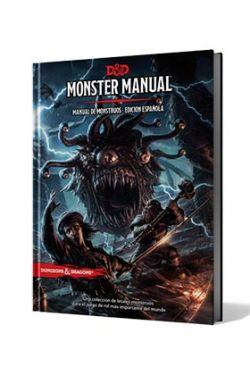 DUNGEONS & DRAGONS: MONSTER MANUAL - MANUAL DE MON