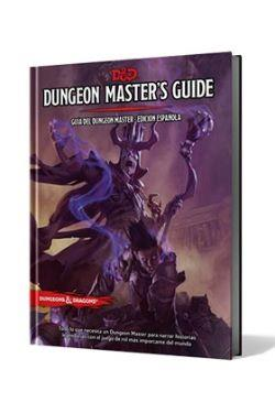 DUNGEONS & DRAGONS: DUNGEON MASTER'S - GUIA DEL DUNGEON MASTER