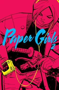 PAPER GIRLS Nº02