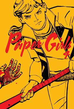 PAPER GIRLS Nº04