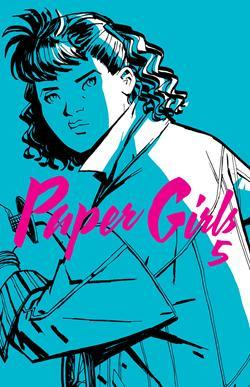 PAPER GIRLS Nº05