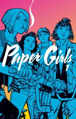 PAPER GIRLS TOMO Nº01/04