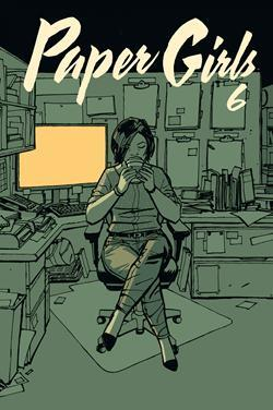 PAPER GIRLS Nº06