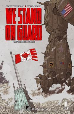 WE STAND ON GUARD Nº01/06