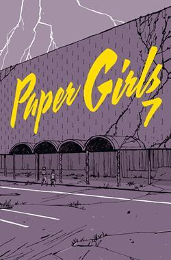 PAPER GIRLS Nº07