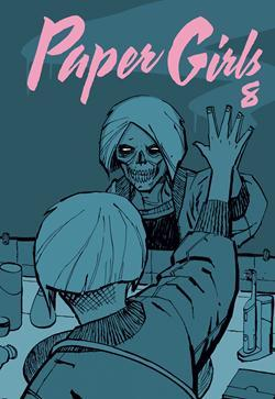 PAPER GIRLS Nº08