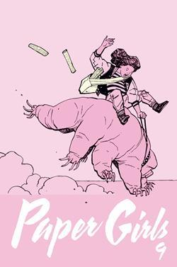 PAPER GIRLS Nº09