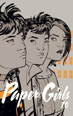 PAPER GIRLS Nº10
