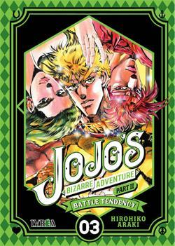 JOJO'S BIZARRE ADVENTURE PARTE 2: BATTLE TENDENCY 03