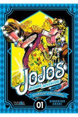 JOJO'S BIZARRE ADVENTURE PARTE 3: CRUSADERS 01
