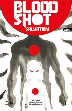 BLOODSHOT SALVATION 07