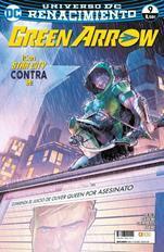 Green Arrow. Universo DC Renacimiento 09