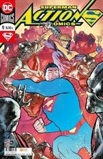 Superman: Action Comics 09