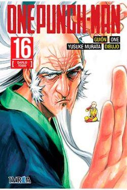 ONE PUNCH-MAN 16 (COMIC)