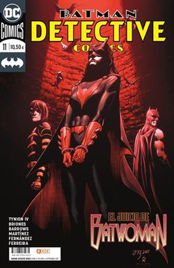 Batman Detective Comics 11