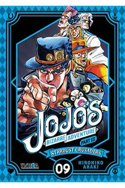 JOJO'S BIZARRE ADVENTURE PARTE 3: CRUSADERS 09