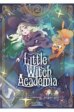 LITTLE WITCH ACADEMIA 2 DE 3