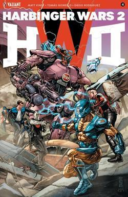 HARBINGER WARS 2 Nº04