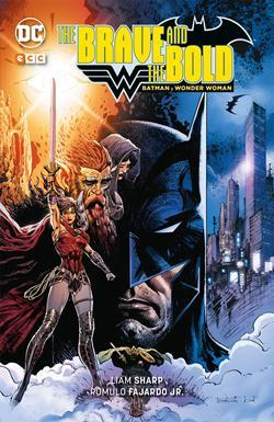 The Brave ansd the Bold: Batman y Wonder Woman
