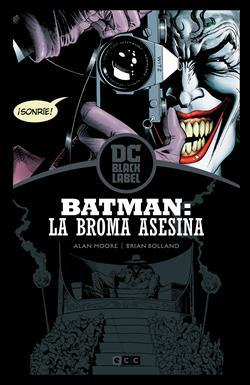 Batman: La Broma Asesina (Black Label)