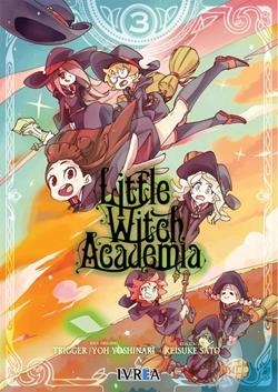 LITTLE WITCH ACADEMIA 3 DE 3