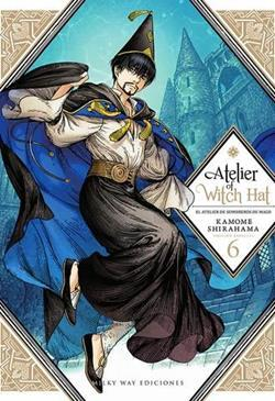 ATELIER OF WITCH HAT, VOL. 6 (EDICIÓN ESPECIAL)