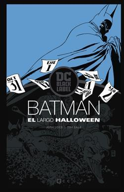 Batman: el largo Halloween (DC Balck Label)
