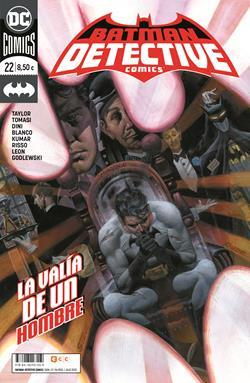 Batman Detective Comics 22