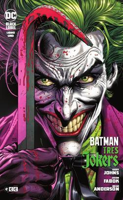 Batman: Tres Jokers 1 de 3
