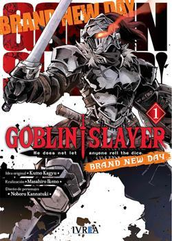 GOBLIN SLAYER BRAND NEW DAY 1 DE 2
