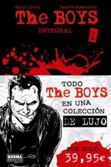 THE BOYS INTEGRAL VOL. 1 DE 3