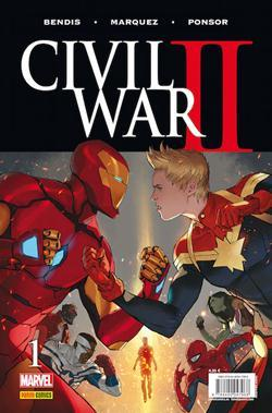 CIVIL WAR II N. 1