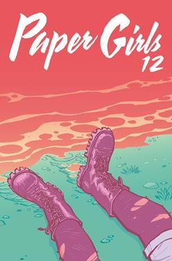 PAPER GIRLS Nº12