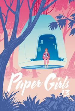 PAPER GIRLS Nº13