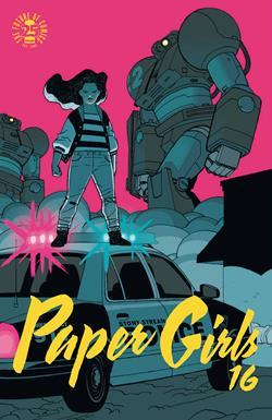 PAPER GIRLS Nº16