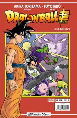 DRAGON BALL SERIE ROJA Nº219