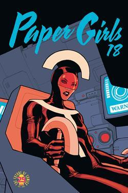 PAPER GIRLS Nº18